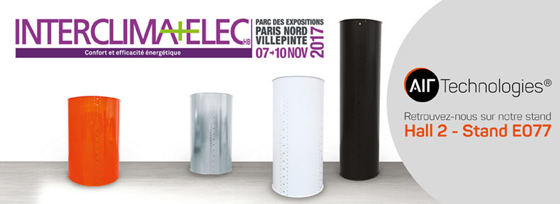 Salon interclima 2015 Exemplaire